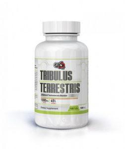 Tribulus Terrestris 1000 mg 100 tabs Pure Nutrition