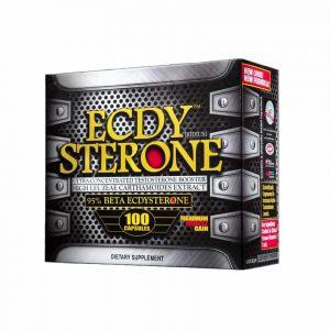 Ecdysterone Iridium 100 capsules
