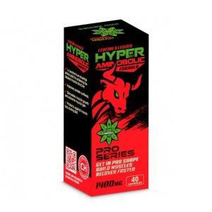 Hyper AminoBolic Cvetita Herbal 40 capsules