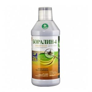 Boralin 4 Bulgarian Tribulus Terrestris 510 ml