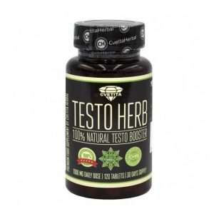 Bulgarian Testo Herb 120 Tablets