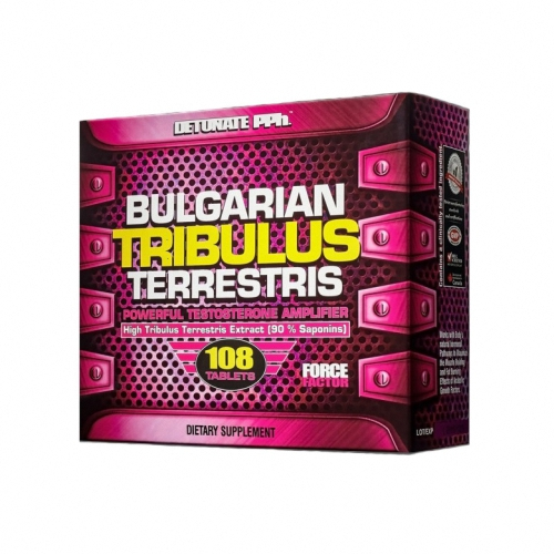 Bulgarian Tribulus Terrestris 108 tablets