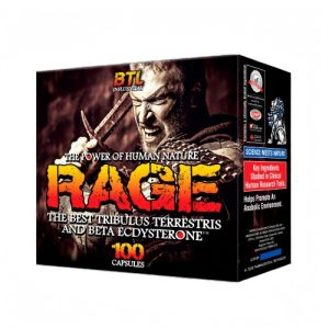 Rage Bulgarian Tribulus 100 capsules