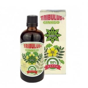 Tribulus + Ginkgo Cvetita Herbal 100 ml
