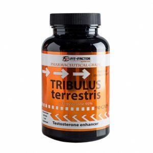 Tribulus Terrestris + Ecdysterone Fit Factor 90 capsules