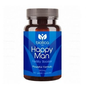 Happy Man Biotica 60 capsules