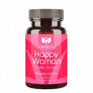 Happy Woman Biotica 60 capsules