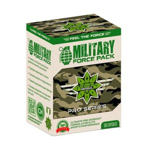 Military Force Pack Cvetita Herbal 100 capsules