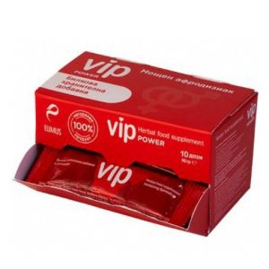 Elimus VIP Power 10 sachets